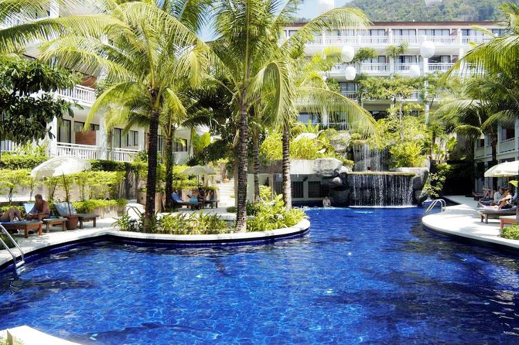 3 Sunset Beach Resort Phuket 7 Nights Adv Travel